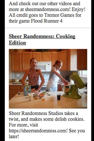 SheerRandomness