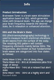Brainwave Tuner (Full Version) - screenshot thumbnail
