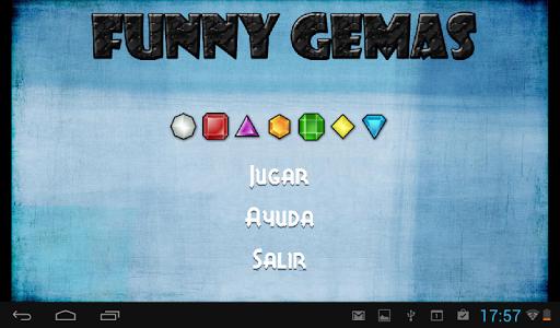 【免費策略App】Funny Gemas-APP點子