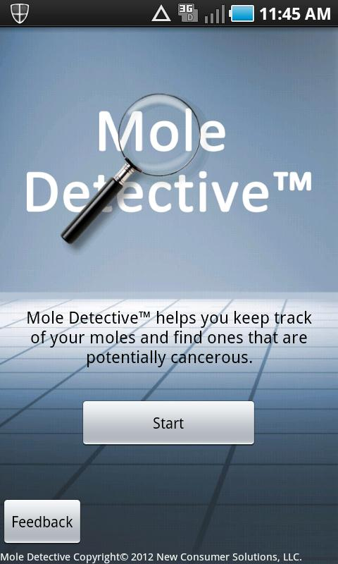Mole Detective - screenshot