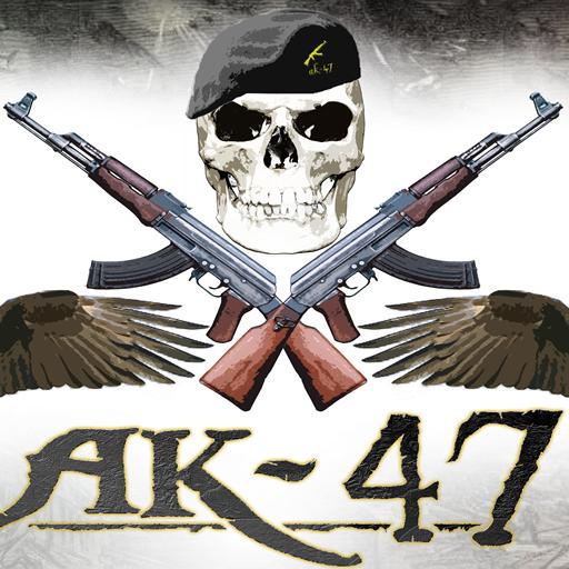 AK47仿真 LOGO-APP點子