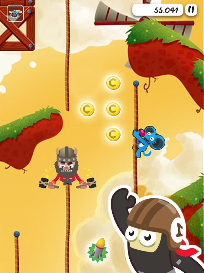 SuperRope- screenshot