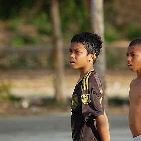 by Amie Bintang - Babies & Children Children Candids