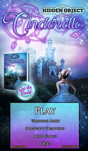 Cinderella faerie tale