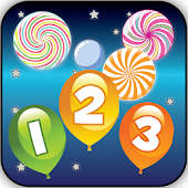Number Balloon Pop Preschool