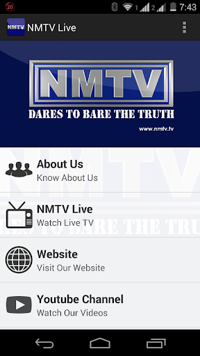 NMTV Live