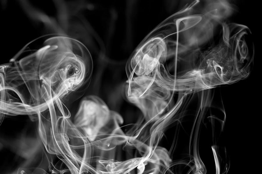 Smoke by Amir Malul - Abstract Patterns ( smoke,  )