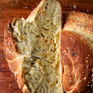 Rosemary Semolina Bread