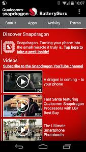 Snapdragon™ BatteryGuru v2.4.0