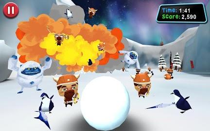 Roll: Boulder Smash! Screenshot 3