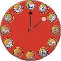 Zodiac Analog Clock icon