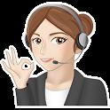 秘書幫幫忙 - 真人電話秘書服務 icon