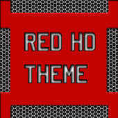 RED HD CM10 AND 10.1 THEME