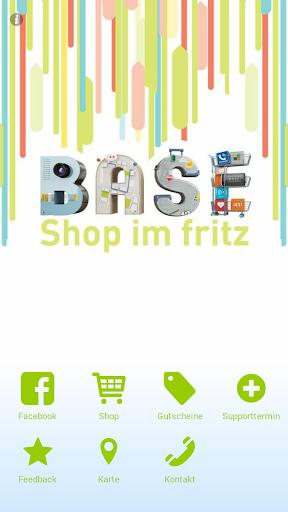 BASE Shop im fritz