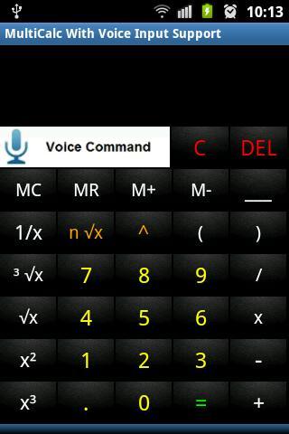 Voice Calculator Free