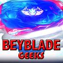 Beyblade Geeks logo