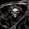 Grim Reaper Live Wallpaper icon