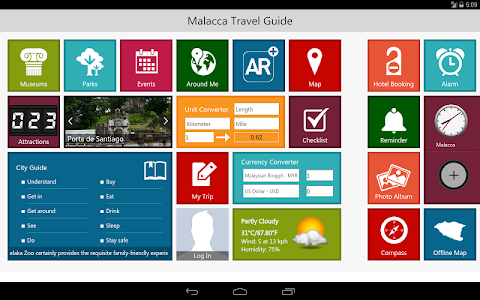 Malacca Travel Guide screenshot 6