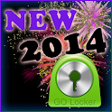 New Years Eve for GO Locker icon