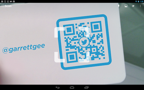 Scan - QR and Barcode Reader - screenshot thumbnail