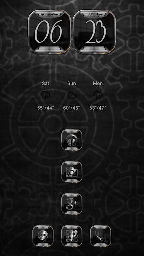 SC 138 Black n Gray