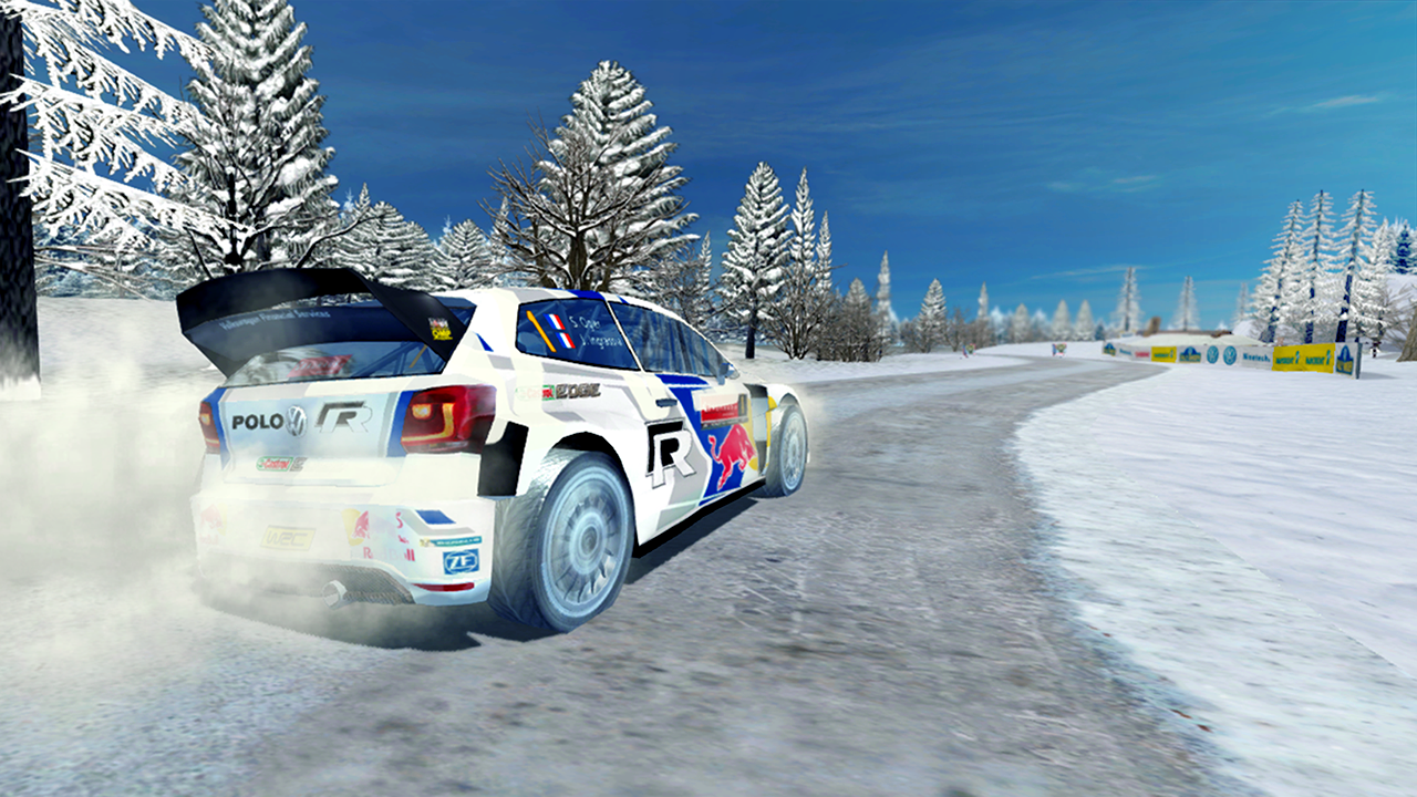 WRC The Official Game - screenshot