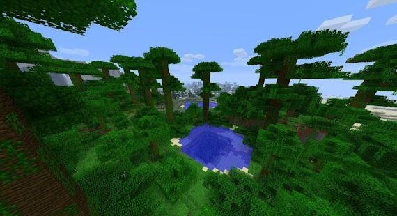 Amazing Minecraft Paradise 個人化 App-愛順發玩APP