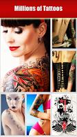 Screenshot of Tattoo Designs HD