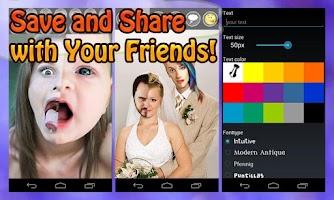 Screenshot of 2 Face Maker: Fun Photo Editor