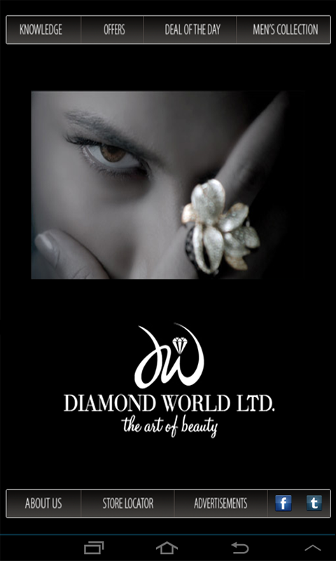 Diamond World Ltd.- screenshot