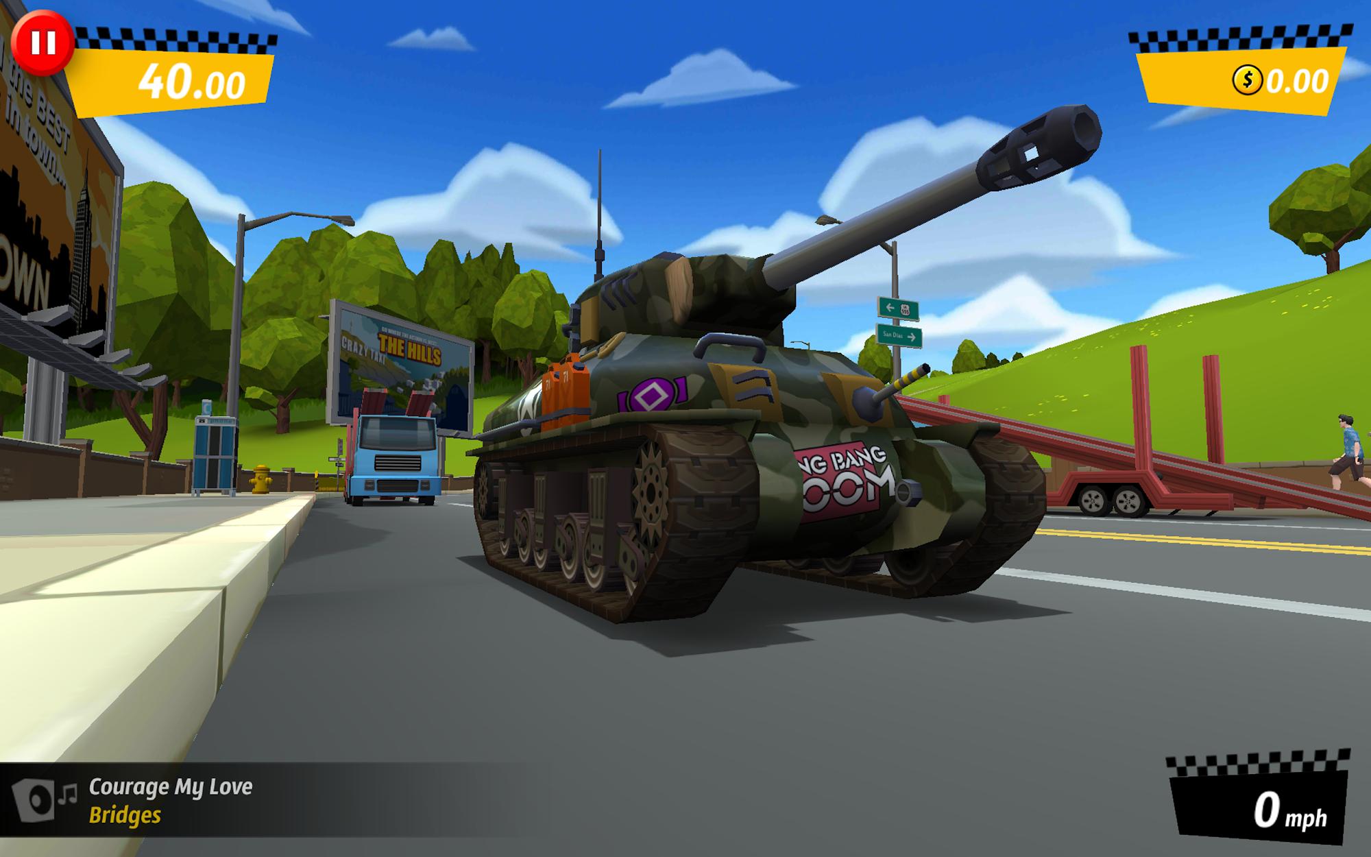 Crazy Taxi™ City Rush screenshot #16