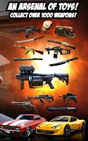 Screenshot of Underworld Empire