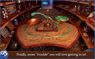 Screenshot of Royal Trouble