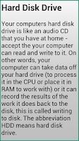 Screenshot of Bank Exam Computer Questions
