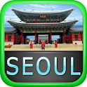 Seoul Offline Map Travel Guide icon