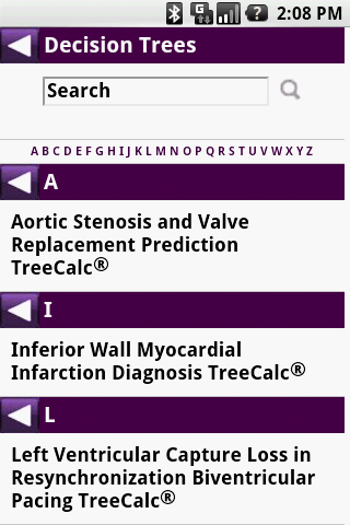 MedCalc 3000 Cardiac- screenshot