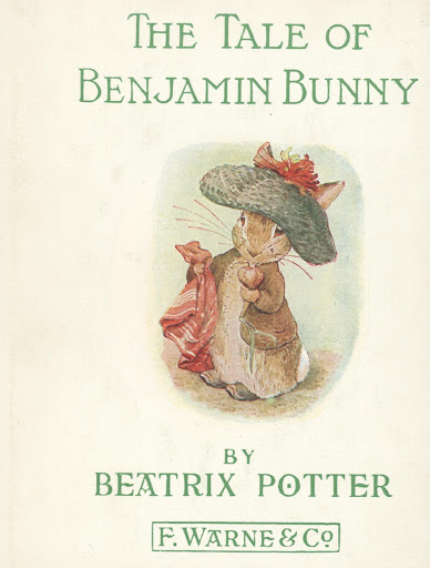 BENJAMIN BUNNY的故事