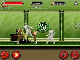 Screenshot of KungFu Quest : The Jade Tower