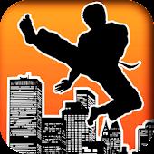 Kung Fu Parkour
