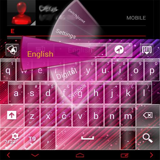 Màu hồng Cherry GO Keyboard