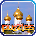 Churches & Temples Puzzles icon