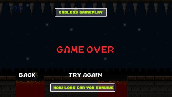 Retro Bouncing Ball- screenshot thumbnail