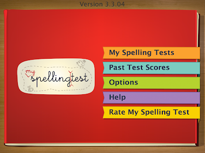 Spelling Test by FunExam.com - screenshot thumbnail