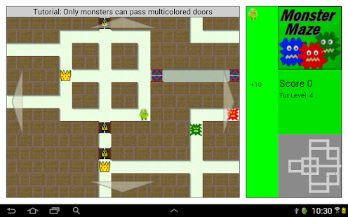 Monster Maze- screenshot thumbnail