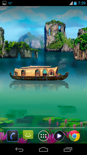 Cheerful Boats