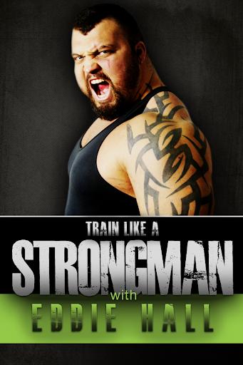 Train like a Strongman