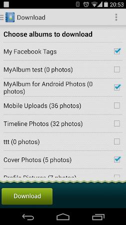 MyAlbum: Social photos manager 3.1.22 screenshot 243973