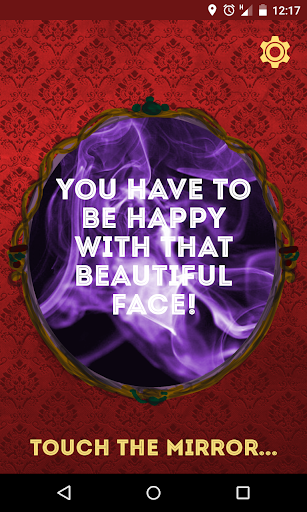 Magic Mirror - Joke