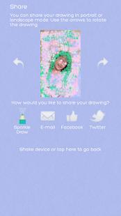 玩免費休閒APP|下載Sparkle Draw Free app不用錢|硬是要APP