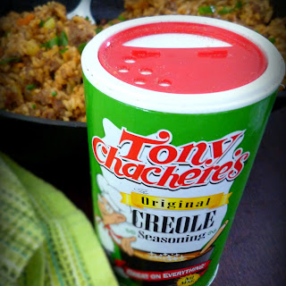 Dirty Rice – Tony Chachere's Creole Seasoning